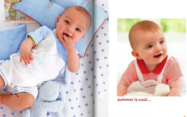 ropa de bebe nina prenatal