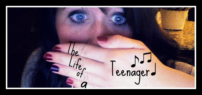 the life of a teenager