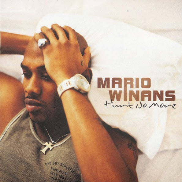 Mario Winans - Hurt No More Cover