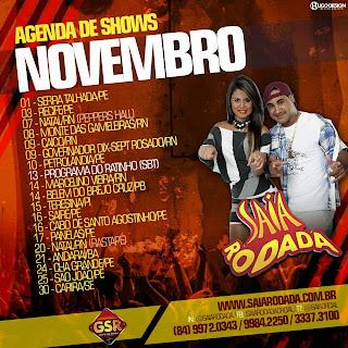Saia Rodada Em Caicó-RN Sitio Manhoso 11-11-2013