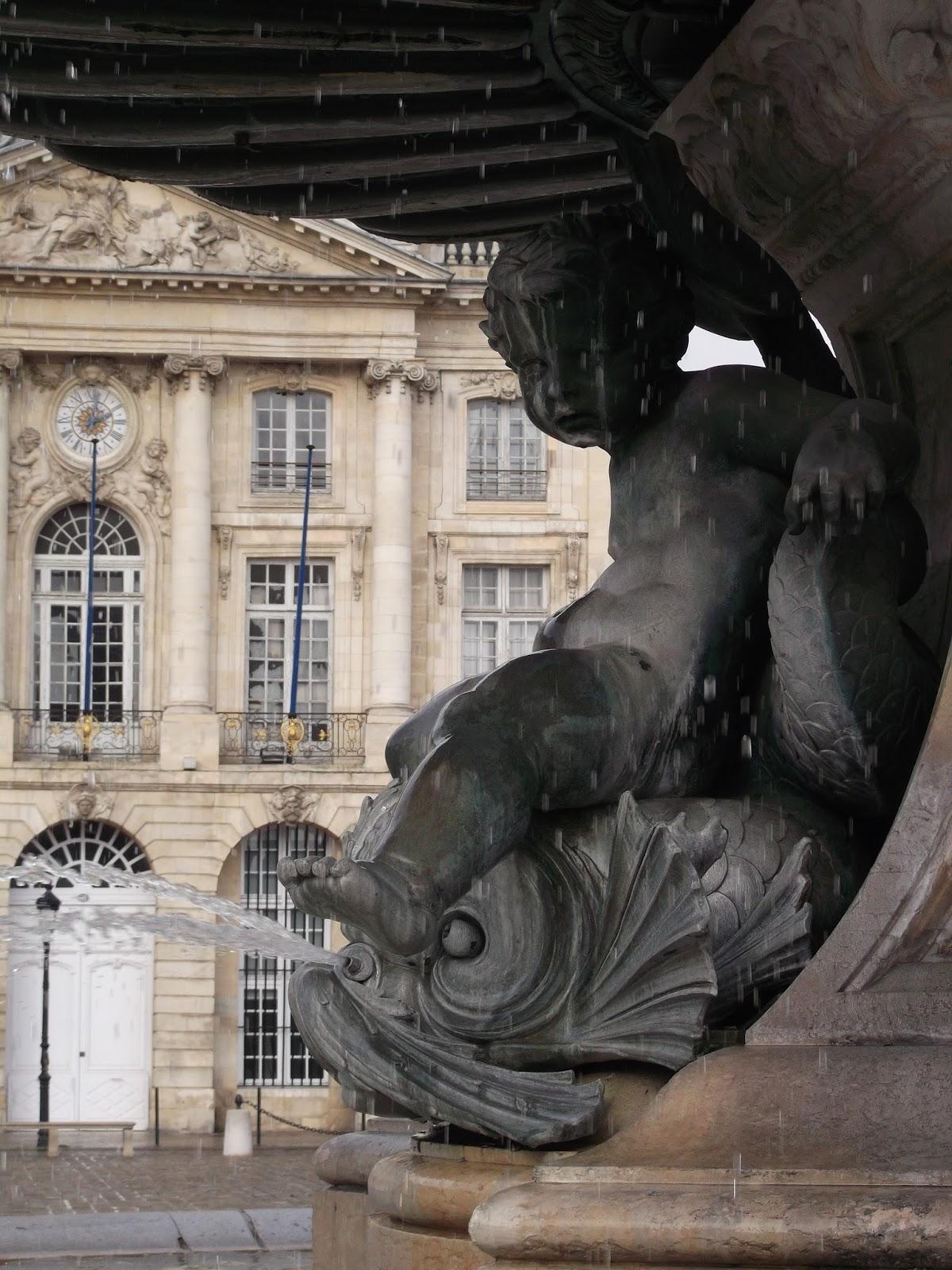 Bordeaux Pont de Pierre Chaban Delmas
