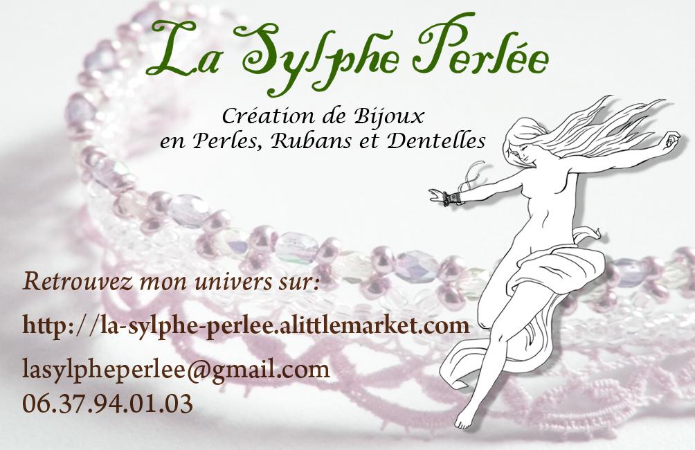 Carte De Visite Pour Une Cratrice Bijoux Fantaisie