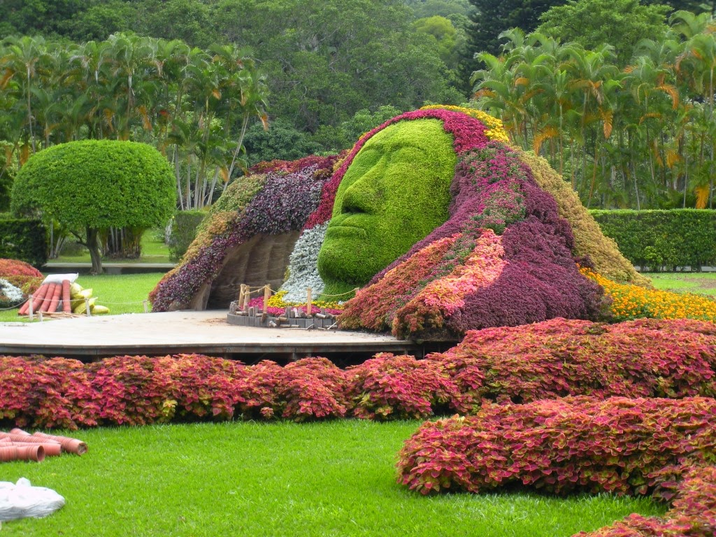 Garden Design: Latest Garden Design Ideas for flower