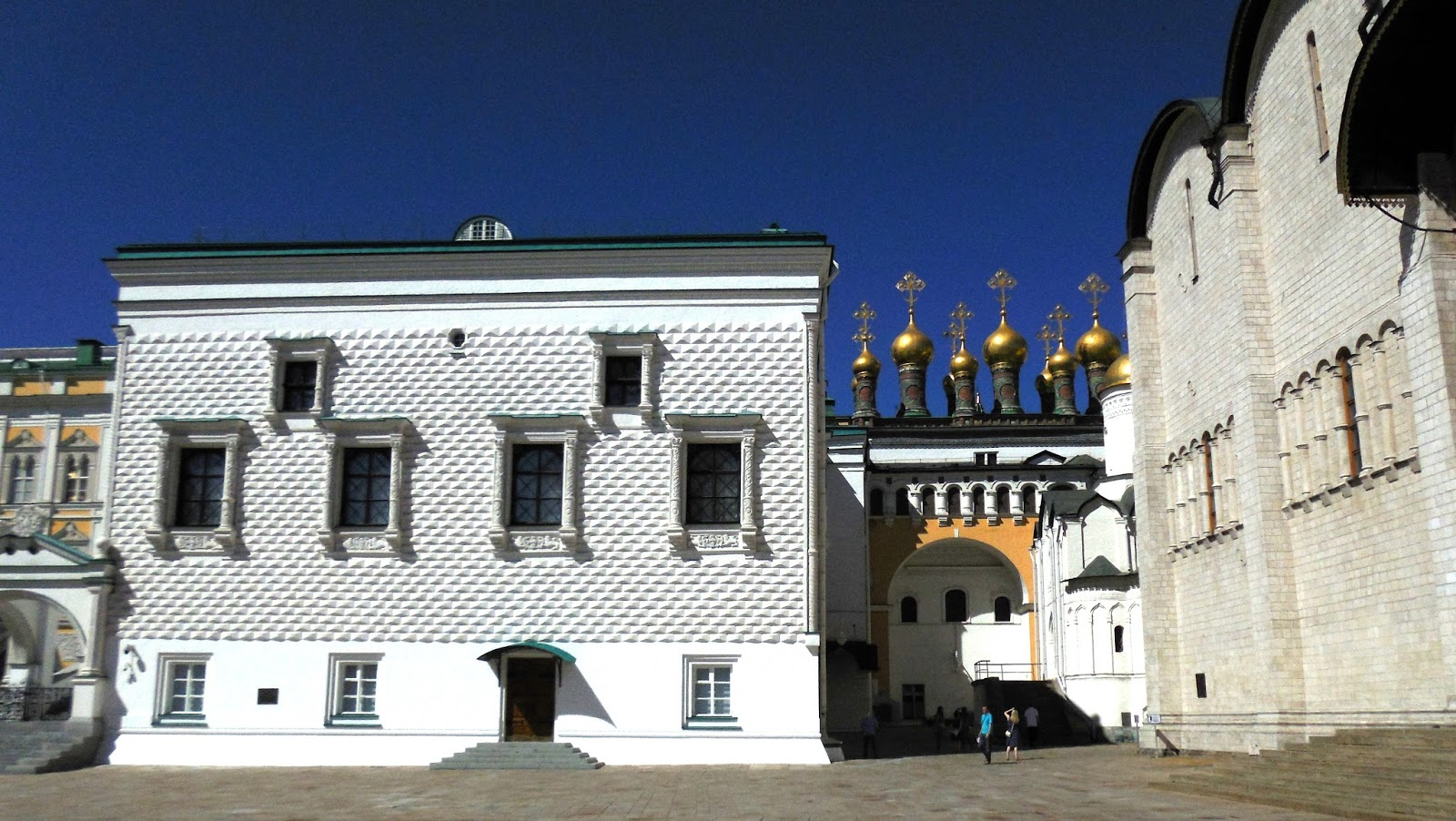 Palace of Youth, Moscow - a place of rest for the whole family