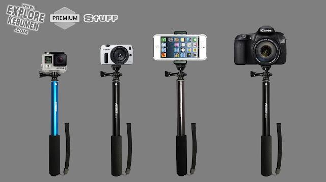 Tongsis Premium Untuk Segala Kamera