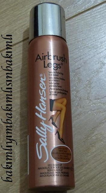 airbrush legs sally hansen review