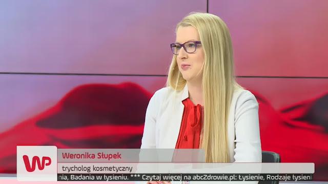 Trycholog Warszawa - Weronika Słupek