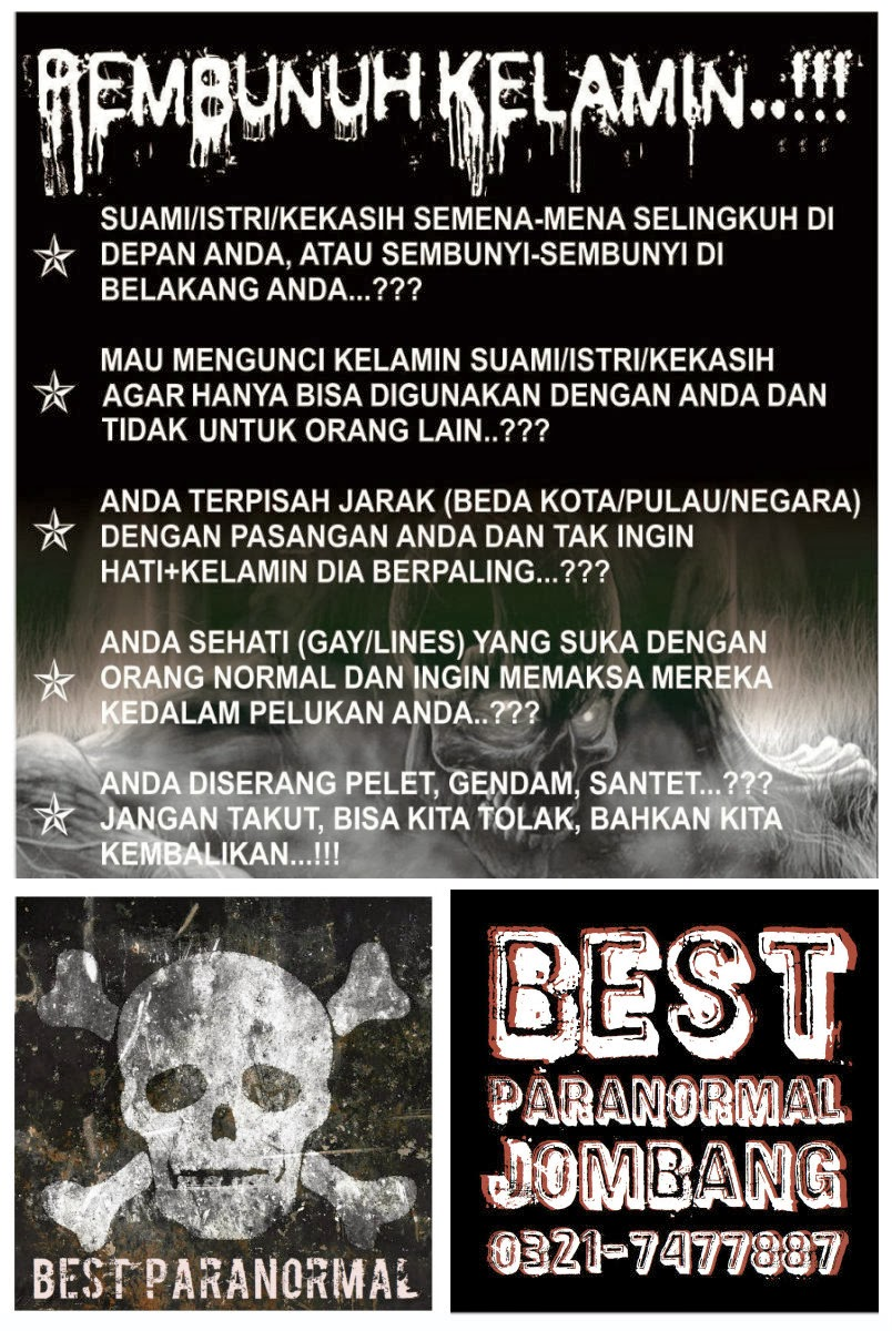 Paranormal Jombang Jawa Timur: Aneka Macam Ilmu Warisan Leluhur dan