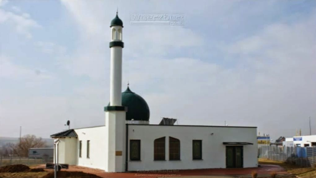ahmadiyya mosque bait ul aleem w rzburg bayern germany
