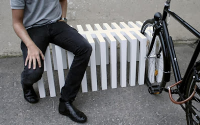 Innovative Bike Racks and Creative Bike Stands (15) 5