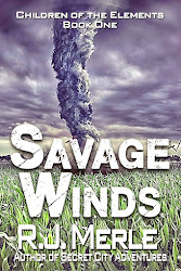 Savage Winds by R.J. Merle