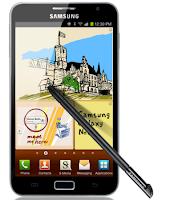 Samsung Galaxy Note (GT-N7000) - opinie, recenzja - zdjęcie tytułowe