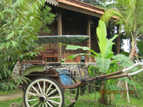 Pojok Pendopo - Villa Roso Mulyo