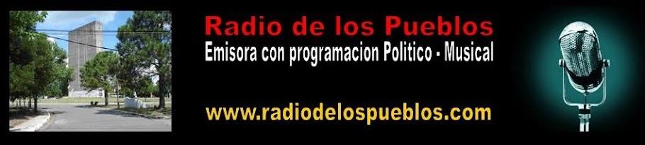 RADIO DE LOS PUEBLOS