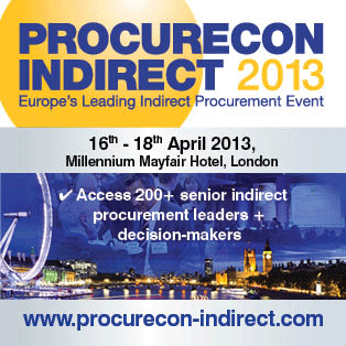 ProcureCon Indirect Sponsorship Opportunities