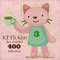 KT Fit Kitty 400 Followers Candy