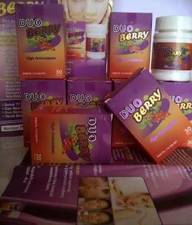 Stok Duo Berry di toko kami