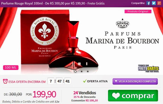 http://www.tpmdeofertas.com.br/Oferta-Perfume-Rouge-Royal-100ml---De-R-30000-por-R-19990---Frete-Gratis-1003.aspx