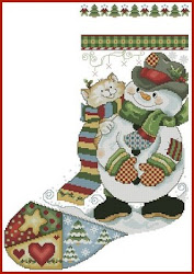 Stoneycreek Christmas stocking