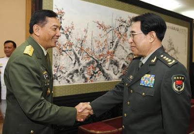 JIDD 2013 : Indonesia – China Sepakat Tingkatkan Kegiatan Latihan Militer Kedua Negara