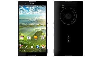 Harga Sony Xperia i1 Honami dan spesifikasi lengkap