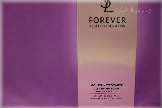 YSL Forever youth liberator cleansing foam Silvia Quirós