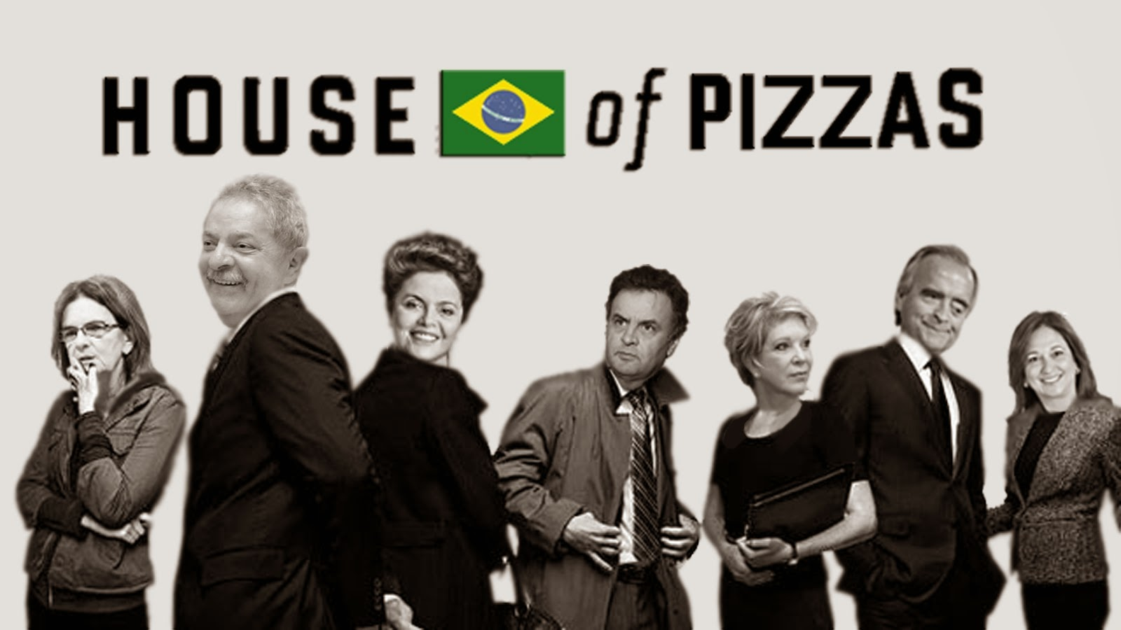 House of pizzas