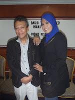 Bersama Sifu Mohd Fisol