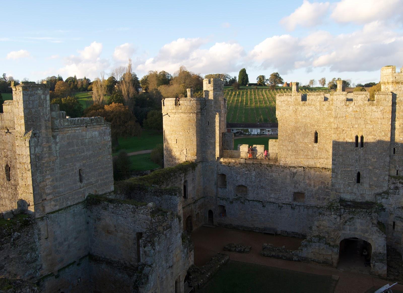 Lady Katherine Sims Bodiam Castle