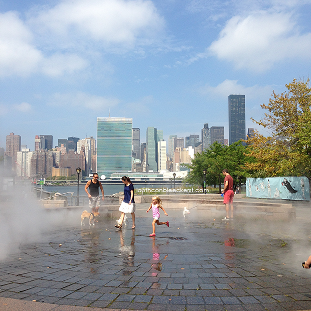 Grantry Plaza State Park en Long Island City