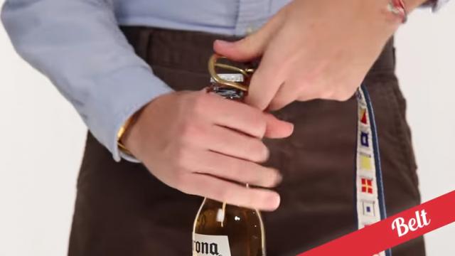 Sem abridor!? Veja 21 maneiras diferentes para abrir uma garrafa de cerveja
