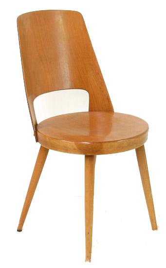 Bo vintage chaises bistro baumann ann es 60 for Chaise baumann