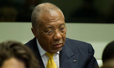 Charles Taylor sentenced to 50 years in prison for war crimes