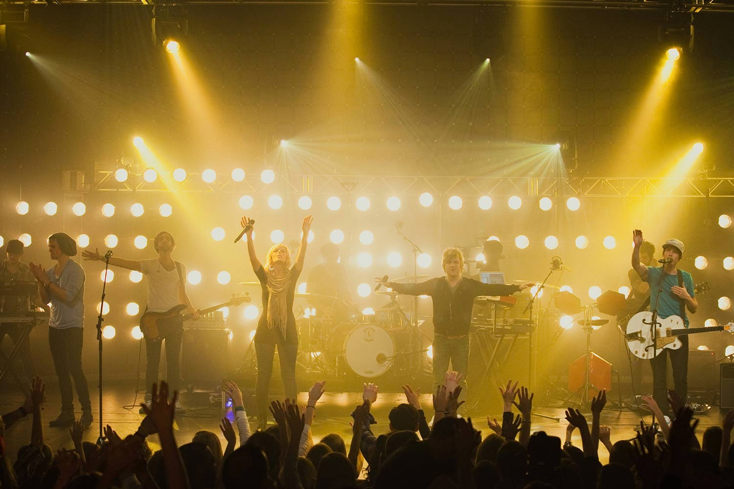 Elevation Worship - Only King Forever 2014 live performance in this tour