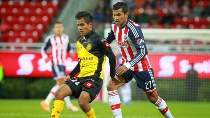 Chivas de Guadalajara vs Dorados de Sinaloa en vivo