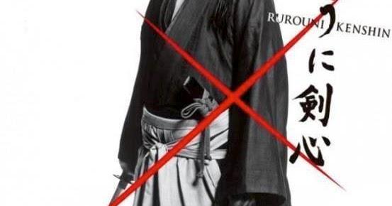 Rurouni Kenshin Samurai X Live Action Film Opens On Dec