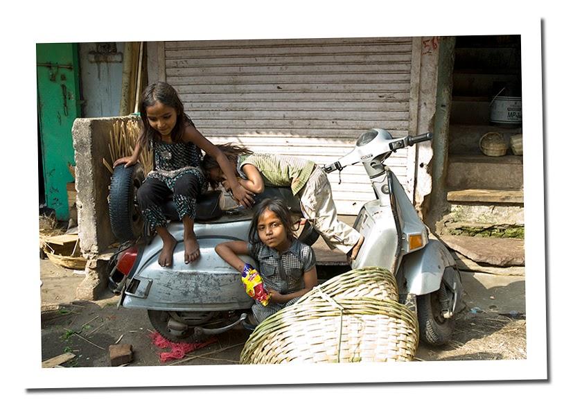 Udaipur, childrens
