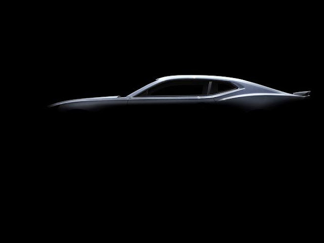 GM Set To Reveal The New Sixth-Generation Camaro This Saturday