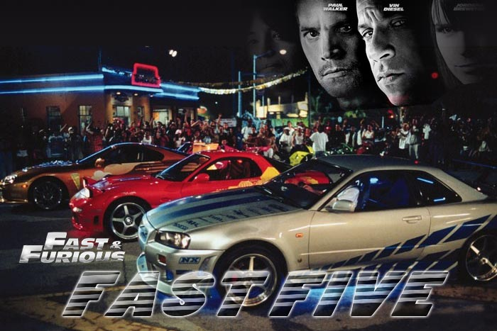 fast and furious fast five wallpapers. fast five 2011. fast five