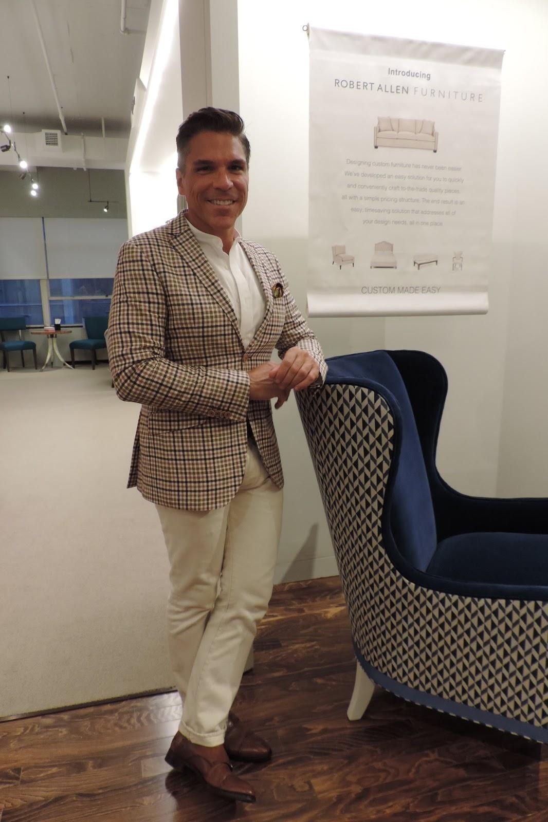 Interior Designer Robert Passal
