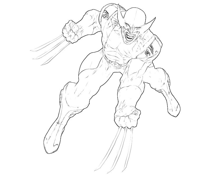 printable-marvel-ultimate-alliance-2-wolverine-abilities-coloring-pages