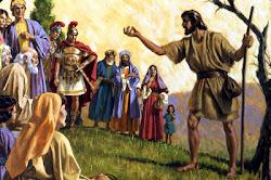 The Pharisees and Sadducees at John's Baptism