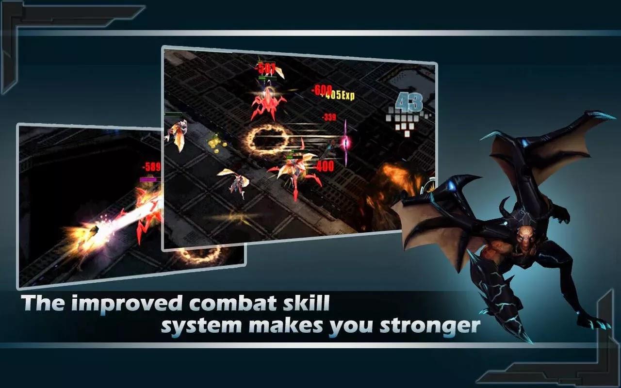 Angels Revenge 3D Free apk mod