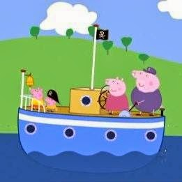 Peppa Pig Grandpa Pig's Boat