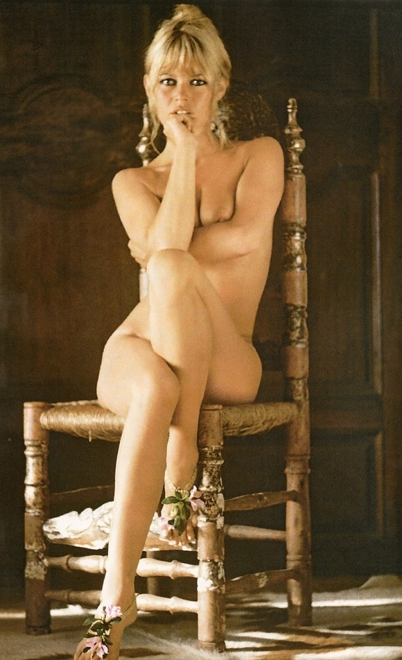 фото голая бриджит бардо