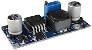 DC-DC Step down converter