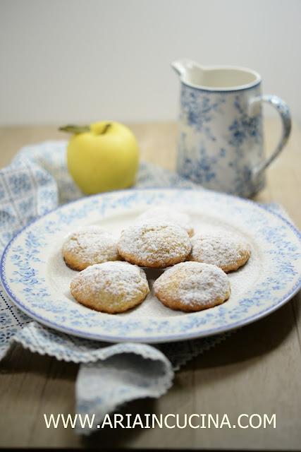Blog di cucina di Aria: Cuor di mela e cannella