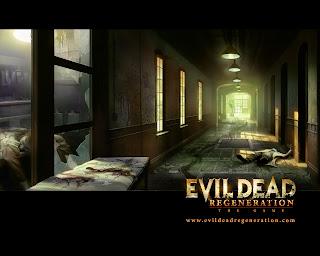 Evil Dead Wallpaper