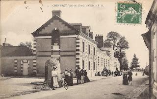 L'école - Cheverny