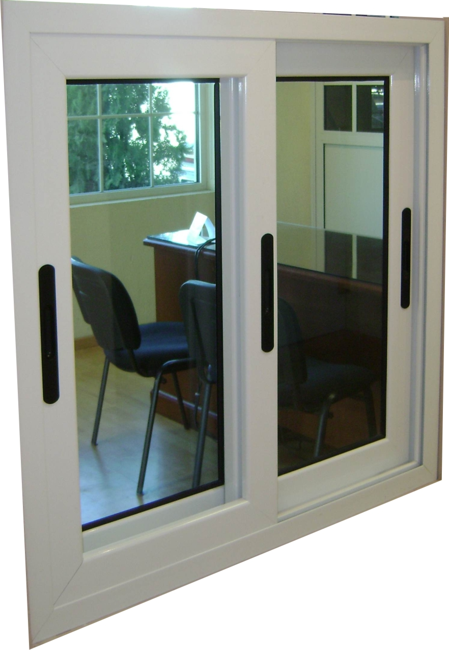 Decoma c a foto de puerta de ba o for Puerta corrediza aluminio